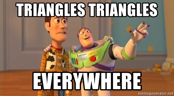 Consequences Toy Story - triangles triangles everywhere