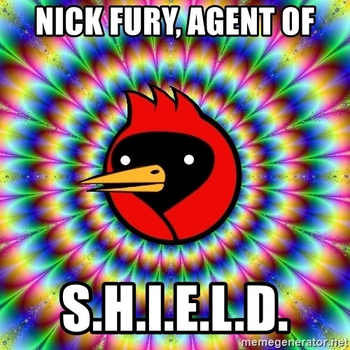 Omsk Crow - NICK FURY, AGENT OF S.H.I.E.L.D.
