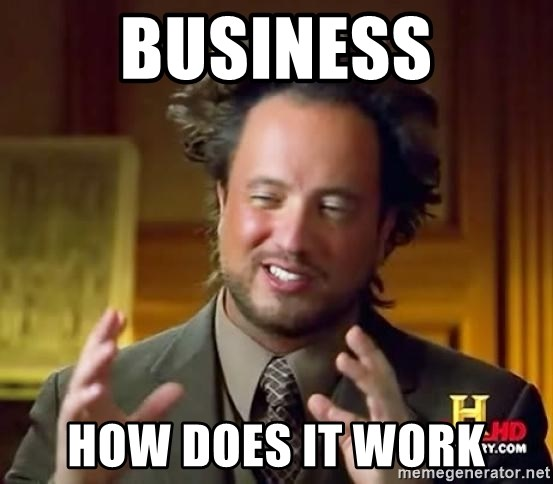 Ancient Aliens - Business how does it work