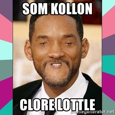 woll smoth - SOM KOLLON CLORE LOTTLE