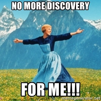 Sound Of Music Lady - No More discovery For me!!!