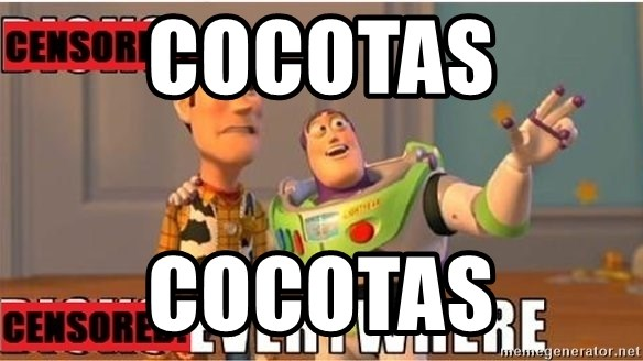 Toy Story Everywhere - Cocotas Cocotas