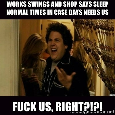 fuck me right jonah hill - Works swings aNd shop says Sleep normal times in case days needs us Fuck us, right?!?!