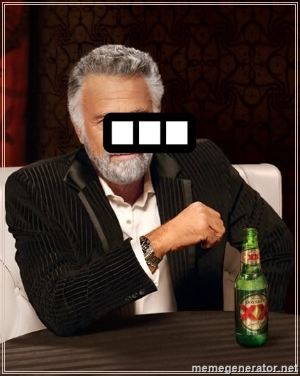 The Most Interesting Man In The World - ...