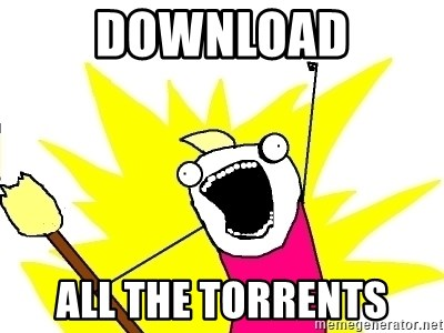 X ALL THE THINGS - DOWNLOAD ALL THE TORRENTS