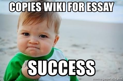 fist pump baby - Copies Wiki for essay success