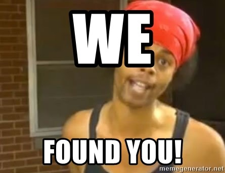 Antoine Dodson - We Found you!