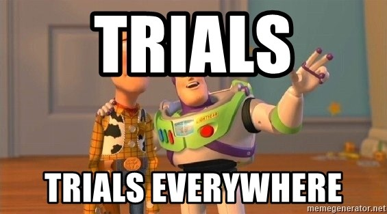 Consequences Toy Story - trials trials everywhere