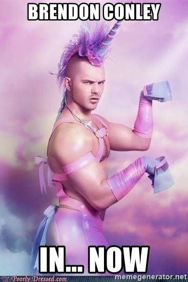 Unicorn Boy - Brendon Conley In... NOw