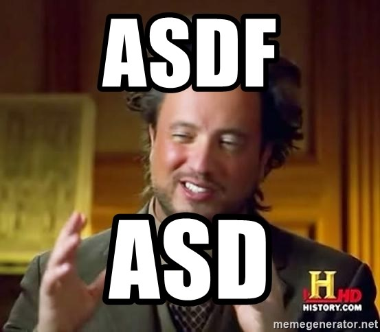 Ancient Aliens - asdf asd