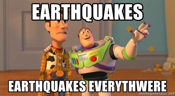 Consequences Toy Story - earthquakes earthquakes everythwere