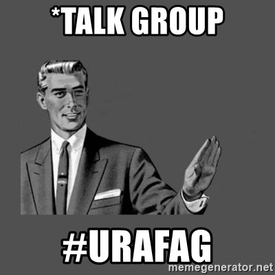 Grammar Guy - *Talk Group #urafag