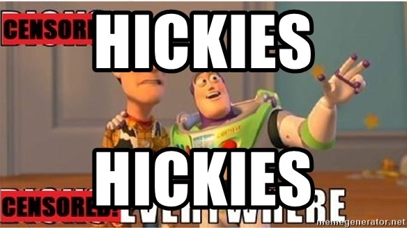 Toy Story Everywhere - Hickies hickies