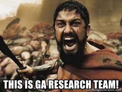 300 -  this is ga research team!