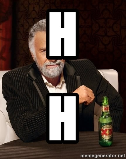 The Most Interesting Man In The World - H H