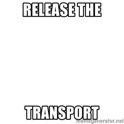 Release The Kraken - Release the Transport