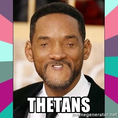 woll smoth -  thetans