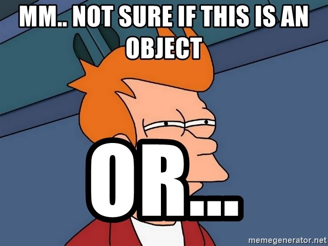 Futurama Fry - mm.. not sure if this is an object or...