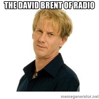 Stupid Opie - the david brent of radio