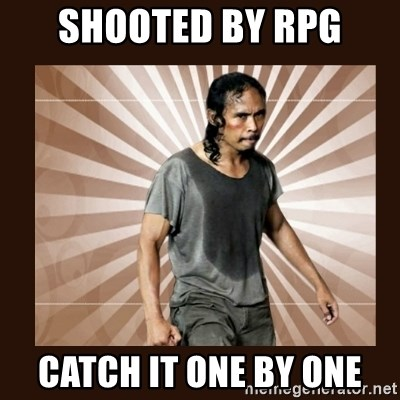 MadDog (The Raid) - SHOOTED BY RPG CATCH IT ONE BY ONE