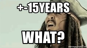 Jack Sparrow Reaction - +-15years  WHAT?