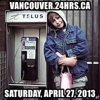 ZOE GREAVES TIMMINS ONTARIO - vancouver.24hrs.ca Saturday, April 27, 2013