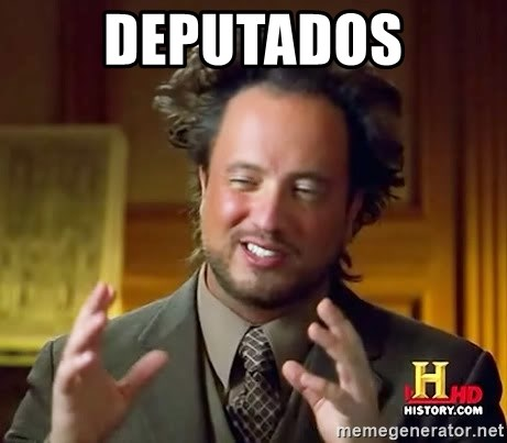 Ancient Aliens - Deputados