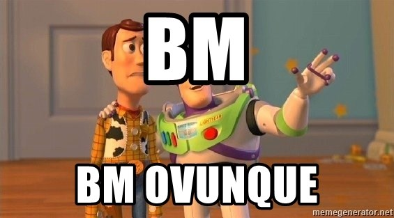 Consequences Toy Story - BM BM OVUNQUE