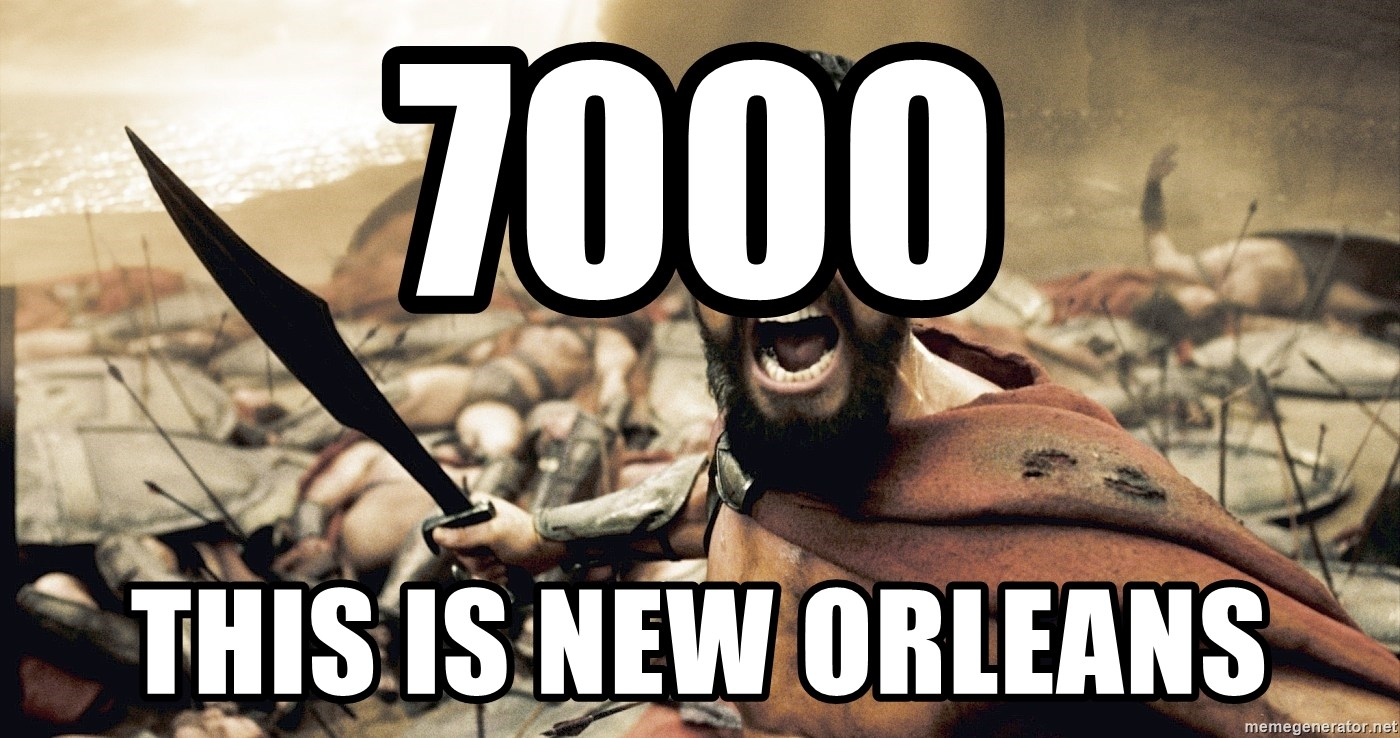 Spartan300 - 7000 This Is NEW ORLEANS
