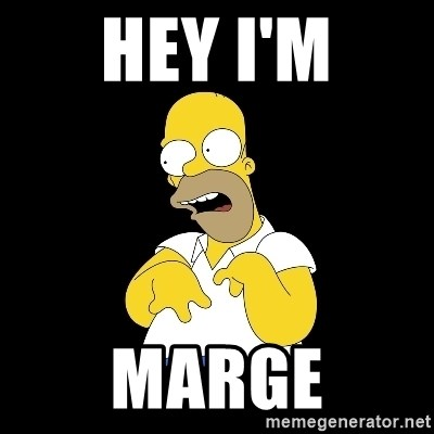 look-marge - HEY I'M MARGE