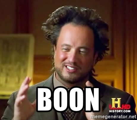 Ancient Aliens -  BOON