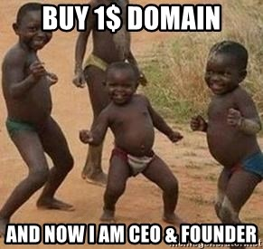 african children dancing - Buy 1$ Domain And now I am CEO & Founder