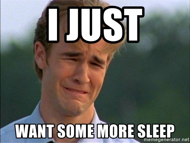 Thank You Based God - i just want some more sleep