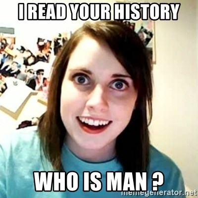 Overly Attached Girlfriend 2 - I READ YOUR history WHO IS man ?