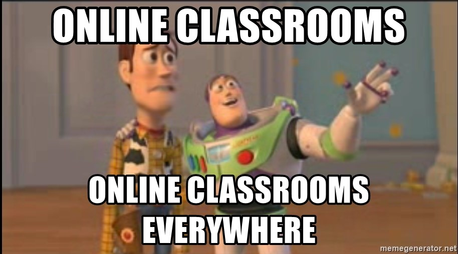 X, X Everywhere  - online classrooms online classrooms everywhere