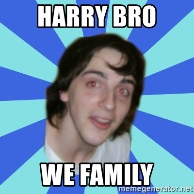 Stoner Kid Kale - HARRY BRO  WE FAMILY