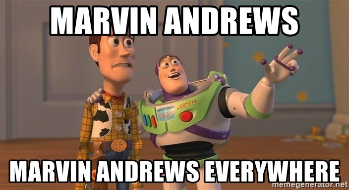 Toy Story Everywhere - MARVIN ANDREWS MARVIN ANDREWS EVERYWHERE