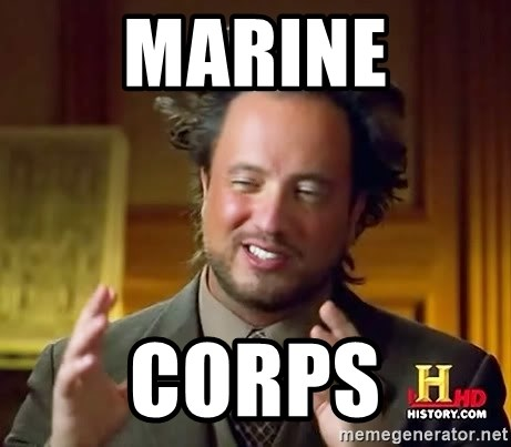Ancient Aliens - Marine Corps
