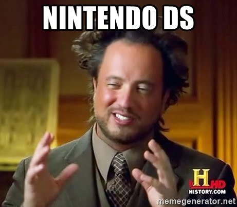 Ancient Aliens - Nintendo ds