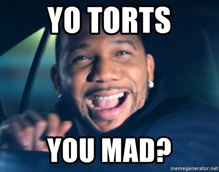 Black Guy From Friday - yo Torts You mad?