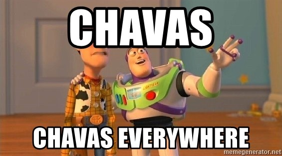 Consequences Toy Story - CHavas Chavas Everywhere