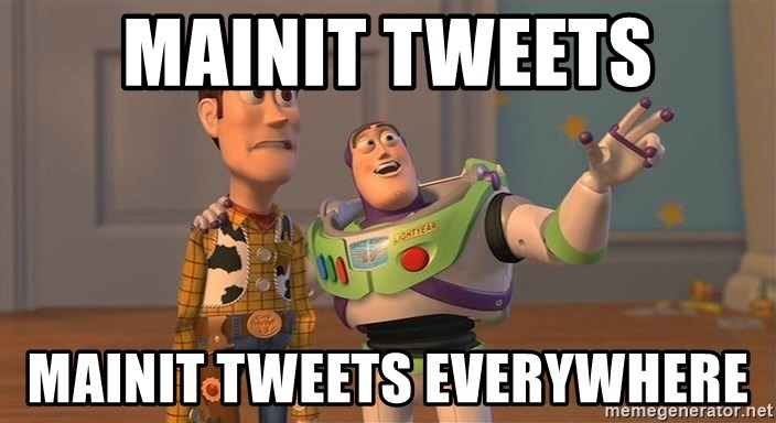 Toy Story Everywhere - mainit tweets mainit tweets everywhere