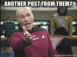 Patrick Stewart WTF - Another post from them?