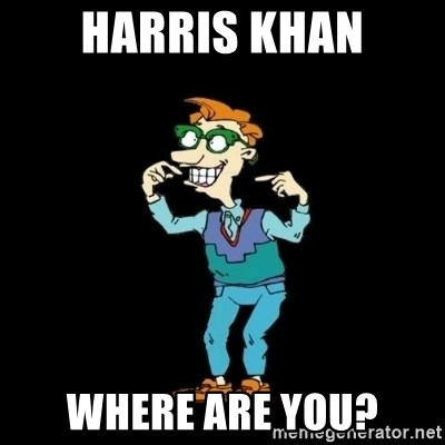 Drew Pickles: The Gayest Man In The World - HARRIS KHAN WHERE ARE YOU?