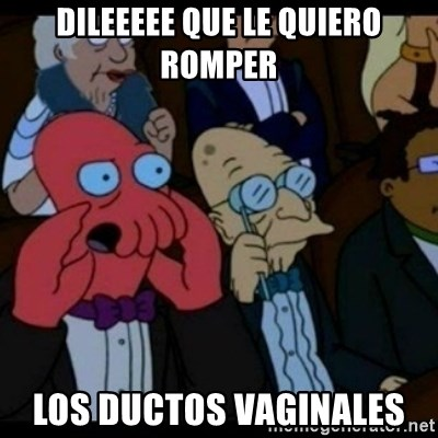 You should Feel Bad - DILEEEEE QUE LE QUIERO ROMPER LOS DUCTOS VAGINALES
