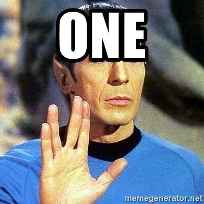 Spock - ONE