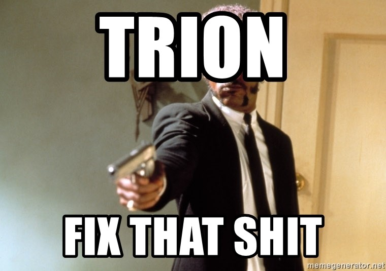 Samuel L Jackson - Trion Fix that shit