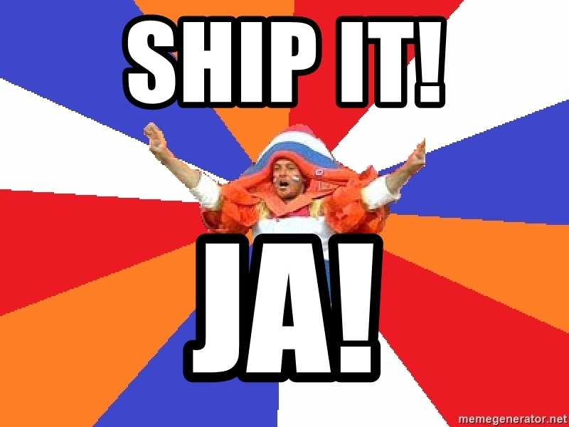 dutchproblems.tumblr.com - ship it! JA!