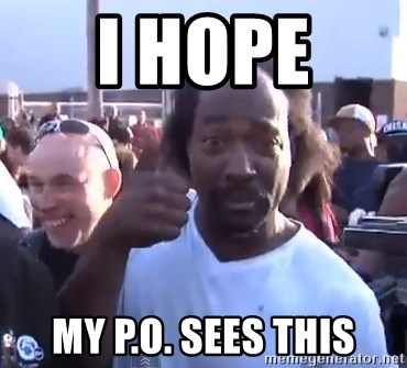 charles ramsey 3 - I hope  My p.o. Sees this