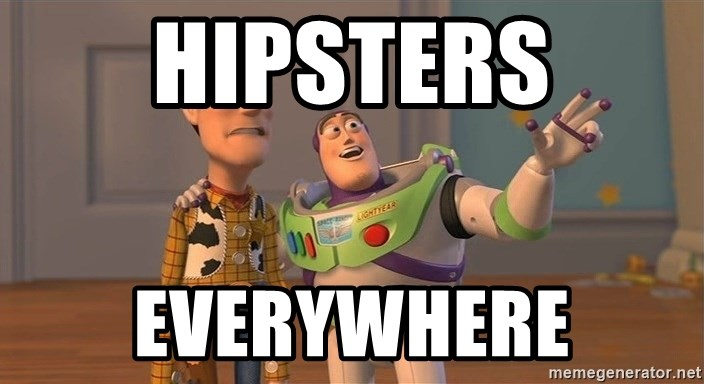 ORIGINAL TOY STORY - Hipsters Everywhere